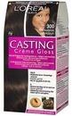 L'oréal Paris Casting Crème Gloss 300 Darkest Brown Tummanruskea Kevytväri 1Kpl