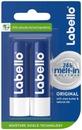 Labello 2X5,5ml Original -Huulivoide