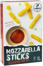 Mozzarella sticks ja dippi 250g