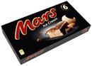 Mars Jäätelöpatukat 6-Pack 250,8G/306Ml