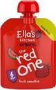 90G Ella's Kitchen The Red One, Punainen Hedelmäsmoothie Alkaen 6Kk Luomu