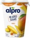 Alpro More Fruit, No Added Sugars Hapatettu Soijavalmiste Mango 400G