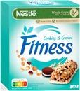 Nestlé Fitness 23.5G Cookies & Cream Valkosuklainen Viljapatukka Kaakaokeksin Paloilla