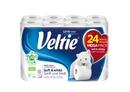 Veltie 24Rl Wc-Paperi Pure & Soft 3Krs