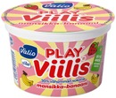Valio Play Viilis 200 G Mansikka-Banaani Laktoositon