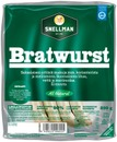 Snellman All Natural Bratwurst Grillimakkara 230G