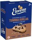 Elovena 10X30g Tumma Suklaa Välipalakeksi 100% Kauraa