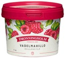 Dronningholm Vadelmahillo 1Kg