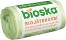 Bioska 15Kpl Natural 290X400x0.014 6L Biojätekassi