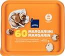 Margariini 60. Vähälaktoosinen