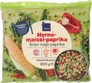 Herne-Maissi-Paprika Pakaste.