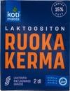 Laktoositon 15% ruokakerma 2dl