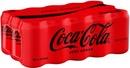 15-Pack Coca-Cola Zero Sokeriton Virvoitusjuoma Tölkki 0,33 L