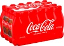 24-Pack Coca-Cola Original Taste Virvoitusjuoma Muovipullo 0,33 L