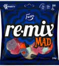 Fazer Remix Mad Karkkipussi 350G