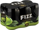 6 X Fizz Original Dry Siideri 4,7% 0,33 L Tlk Kutiste