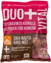 Duo+ Sika-Nauta Täysrehu Koirille 1Kg