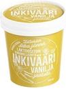 Tötterö 136Ml Laktoositon Vaniljajäätelö Inkiväärikastikkeella