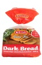 Gluteeniton Tumma leipä viip 600g