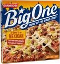Grandiosa Bigone Pan Pizza Hot Mexican, Juustoa, Jauhelihaa, Salsaa Ja Chiliä 625G