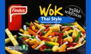 Findus Wok Thai Style 500G, Pakaste