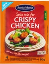 Santa Maria 50G Crispy Chicken Spice Mix