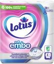 Lotus Soft Embo Wc-Paperi 4 Rll