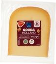 Gouda Holland (Pgi) -Juusto 33% Rasvaa, Laktoositon.
