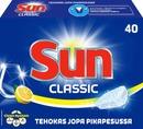 Sun Konetiskitabletti Classic Lemon 40 Tab