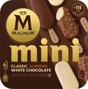 Magnum 330Ml / 266G Monipakkaus Classic Almond White