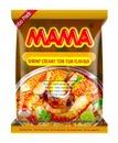 Mama Katkaravunmakuinen Nuudeli Creamy Tom Yum 90G