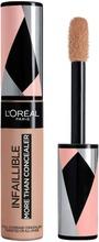 L'oréal Paris Infaillible More Than Concealer Peitevoide 328 Biscuit 11Ml