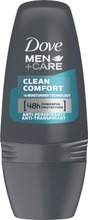 Dove Men Care Roll-On Clean Comfort 50Ml