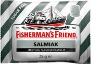 Fisherman´S Friend 25G Salmiak Sokeriton