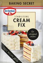 Dr. Oetker Cream Fix Kerman Stabilointiaine 30 G