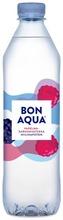 Bon Aqua Vadelma Karhunvatukka Kivennäisvesi Muovipullo 0,5 L