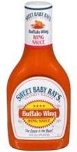 Sweet Baby Ray's Buffalo Wing Siipikastike 473Ml