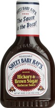 Sweet Baby Ray's Hickory BBQ-kastike 510g
