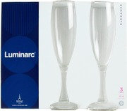 Luminarc Elegance Kuohuviinilasi 17Cl 3Kpl