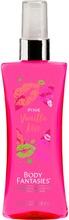 Body Fantasies Signature Pink Vanilla Kiss Fantasy Fragrance Body Spray 94Ml
