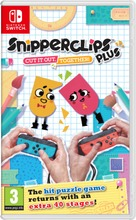 Nintendo Switch Snipperclips Plus