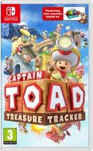 Nintendo Switch Captain Toad: Treasure Tracker