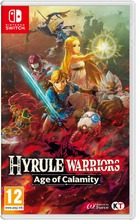 Nintendo Switch Hyrule Warriors: Age Of Calamity
