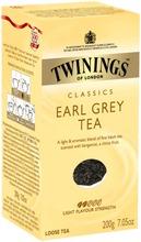 Twinings 200G Earl Grey Irtotea