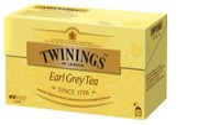 Twinings 25X2g Earl Grey Tee