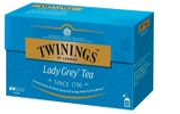 Twinings 25X2g Lady Grey Tee