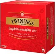 Twinings 50X2g English...
