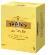 Twinings 100X2g Earl Grey Tea
