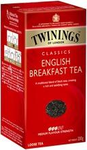 Twinings 200G English Breakfast Irto Tee