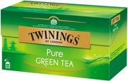 Twinings  25X2g Pure Green Tea